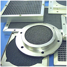EMI Shielding Ventilation Panels