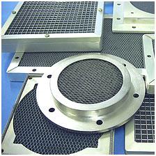 EMI Shielding Ventilation Panels