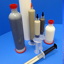 Conductive and Non Conductive Silicone Compounds
