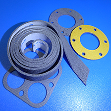 Multishield Oriented Wire Gaskets, or embedded wire elastomer materials