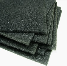 Reticulated Foam Microwave (RF) Absorbers