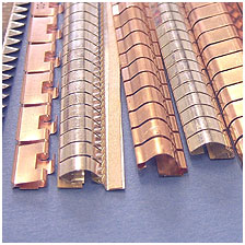 Finger Strip (Finger stock) Gaskets