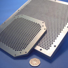 High Performance/EMP Vent Panels Manufactured in the UK by Shielding Solutions